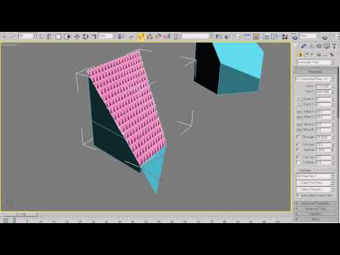 AvizStudioTools - ATiles Quick Tip - Roof Tiles Without Base Edge