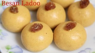 Besan Ladoo Recipe in HINDI | Best Indian Sweets | Diwali Special Recipe