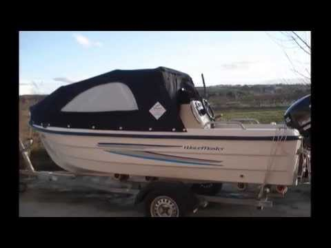"""Dolphin"" Boat Covers / Τέντες Σκαφών / Bimini Tops"