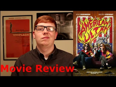 American Ultra - Movie Review