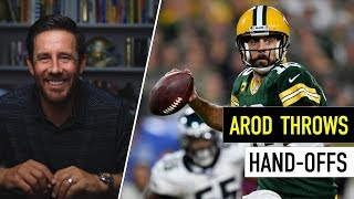 How Well Did Aaron Rodgers Throw the Ball vs the Eagles on Thursday Night Football?