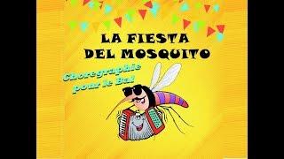 Danse en ligne : Apprendre à danser La Fiesta del Mosquito avec Philippe Marie Line dance mosquito
