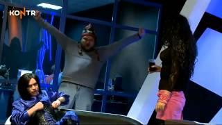 Newsroom - Соплежуй троллит Пискун и Адвоката 13/12/12(В студии KontrTV Саша