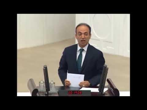 Osman Baydemir AKPlilere Demokrasi Dersi verdi: Demirtasi Rehine olarak tutuyorsunuz !