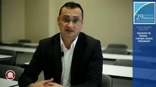 Ekonomi ve Finans Yüksek Lisans Programı