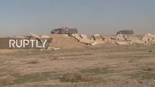 Iraq: Fighting continues around destroyed Mosul airport
