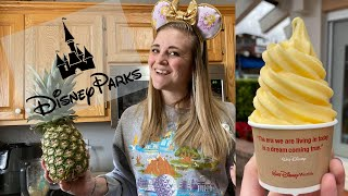 How to Make Disney Parks &#39Dole Whip&#39 at Home