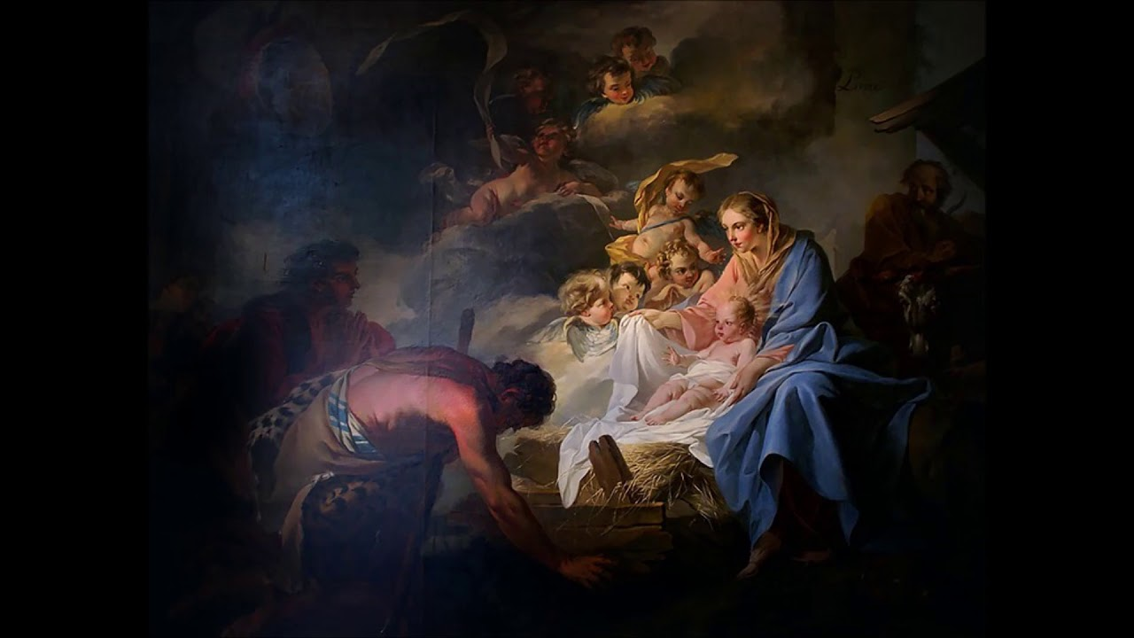 Bishop Robert Morlino ~ Doing the Lord's Will: Christmas & the Priesthood