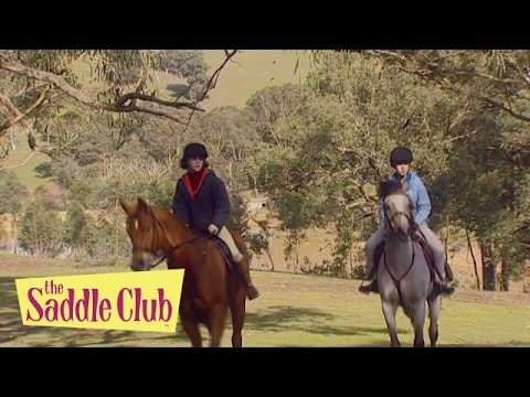 The Saddle Club - A Horse of a Different Color Part I | Season 02 Episode 01 | HD | Full Episode