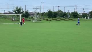 AFC対双葉クラブ PK