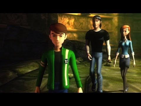 BEN 10 Alien Force Part 14 - Ben 10 Killing All Bad Guys