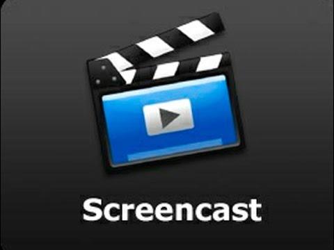 Как сделать так, чтобы Screencast не снимал в негативе