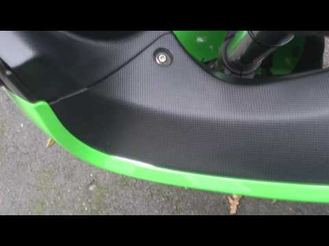 Fixing the Kawasaki Ninja 650R / ER-6f Fairing Vibration
