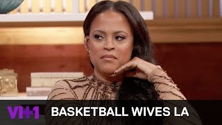 Shaunie Doesn't Think Duffey Brought Anything to the Table | Basketball Wives LA