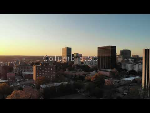 Columbia, SC Drone Footage