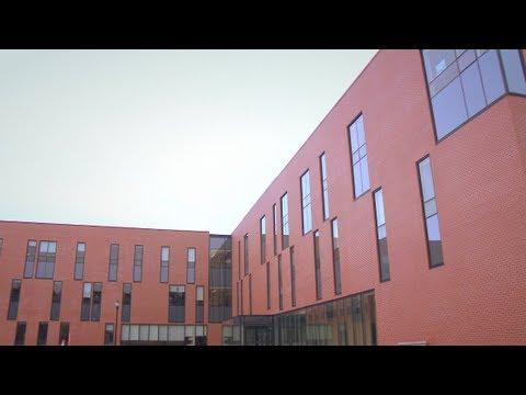 Health Sciences Building tour