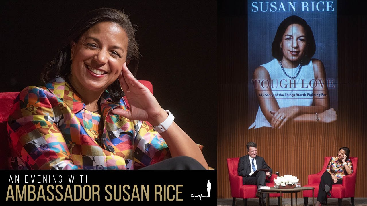 Susan Rice calls Trump administration 'racist to its core,' says ...