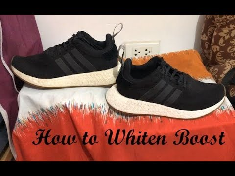 How to Whiten Boost NMD