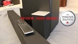 Review: VIZIO SB3851