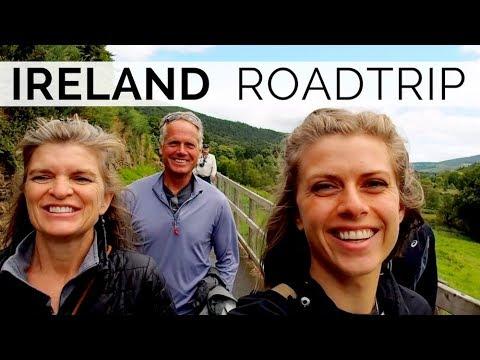 GLENDALOUGH + Kilkenny | Dublin to Cork 1-Day Roadtrip