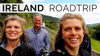 GLENDALOUGH + Kilkenny | Dublin to Cork 1-Day Roadtrip Vlog