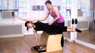 Pilates Intermediate Wunda Chair Preview