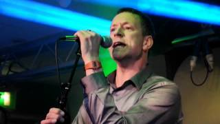 "Blancmange - ""Living On The Ceiling"" - Live 2012 