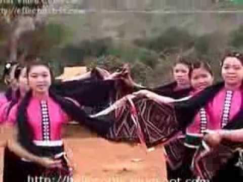 Đoàn văn nghệ Bản Chiềng xã Mường Mìn, Quan Sơn, Thanh Hóa