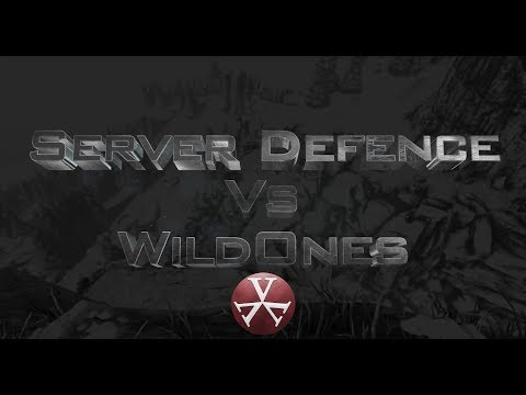 Ark Survival Evolved - vVv Server Defence Vs WildOnes/German Empire #Relentless