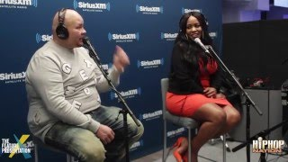 "Fat Joe & Remy Ma talk ""All The Way Up"