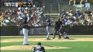MLB: LAN AT CHA - March 26, 2015