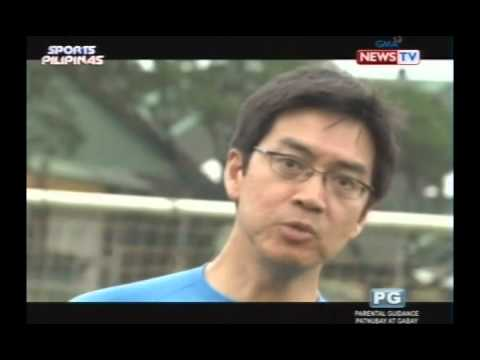 Sports Pilipinas: Sandro Reyes, Football Wonderkid