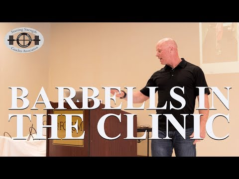 Barbell Use in the Clinic with Darin Deaton, DPT, SSC