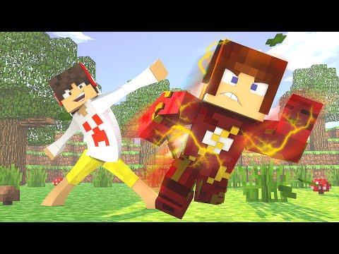 Minecraft :  OS MELHORES PODERES DO MUNDO !!