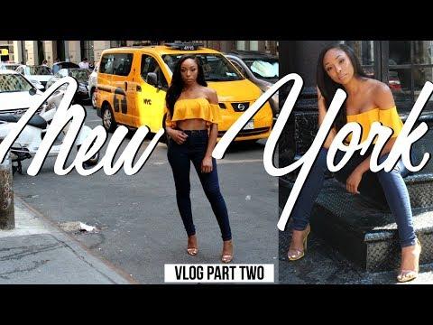AsToldByAshley TAKES NEW YORK CITY! Part Two