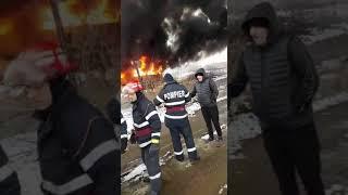 www.observatorulph.ro Incendiu rafinarie Astra Ploiesti