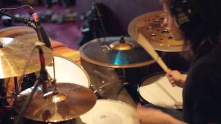 "John Clardy tracking Tera Melos - ""Sunburn"""