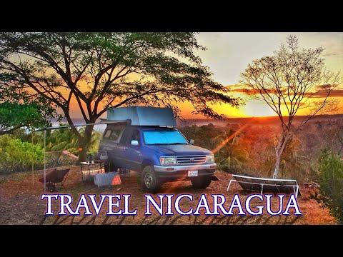 Overland Journey On The Pan American Highway | Traveling Nicaragua | Extending CA4 Tourist Visa Ep55