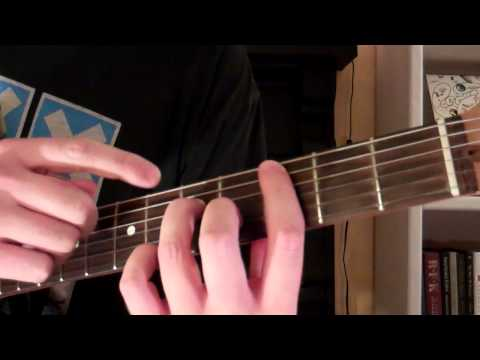 How To Play the Cm7 Chord On Guitar (C Minor 7)