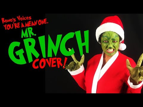 Youre a Mean One, Mr Grinch  Jim Carrey  How the Grinch Stole Christmas  Romos Voices