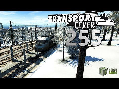 Im Anflug 🚆 ► [255] ► Let's Play Transport Fever German