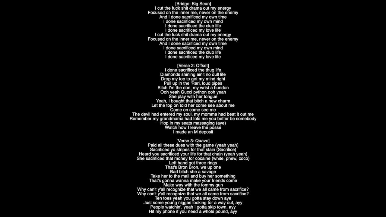 Mystro lyrics