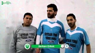 Fetih Spor Serkan Erkek Basın Toplantısı