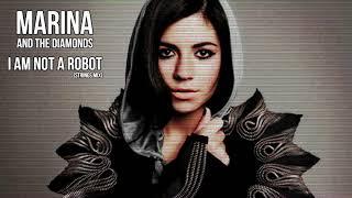 Marina and The Diamonds - I Am Not A Robot (Strings Mix)