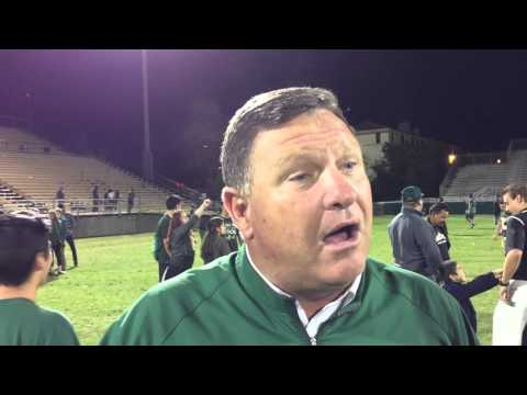 Steve Sampson post-game comments Cal Poly Vs. UCSB 10/17/2015