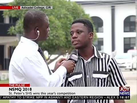 Students of Adisadel College optimistic of a comeback next year - The Pulse on JoyNews (5-7-18)