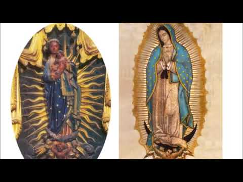 La Virgen De Guadalupe De Extremadura Espana
