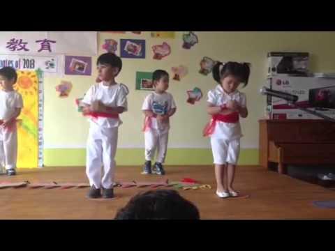 Sonya Kungfu Song Performance