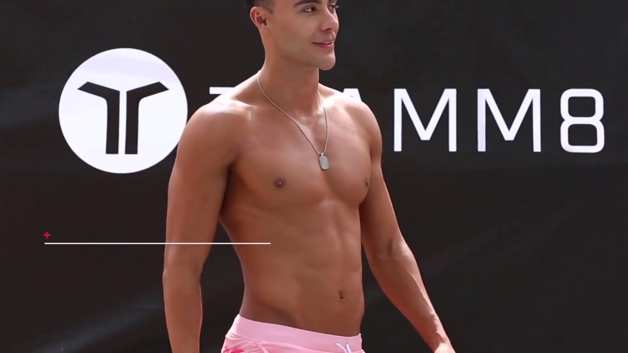 Teamm8 2019 Swimwear Fashion Show