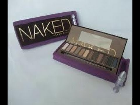 Urban Decay Naked Palette Defect. Great customer service. They ...